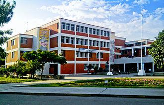National University of Trujillo - Image: Universidad Nacional de Trujillo