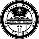 University of Tulsa seal black.png