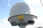 """Uno de los radares del """"Atalaya"""", situado a estribor (16439760920).jpg"""