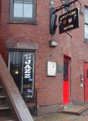 Wally's Cafe - Wally's Cafe
