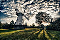 Upminster Windmill on cloudy day.jpg