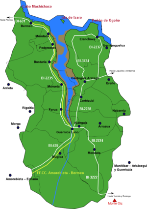 Urdaibai estuary