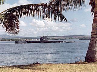 USS <i>Tang</i> (SS-563) American submarine
