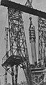 Ustawianie Kolumny Zygmunta III Wazy 1949.jpg
