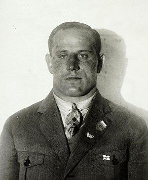 Väinö Kokkinen - Väinö Kokkinen at the 1928 Olympics