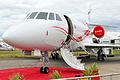 VH-WIO Dassault Falcon 2000LX (7038465079).jpg