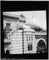 VIEW OF THEATER BUILDING - Fox Theater, Ponce de Leon Avenue and East Peachtree Street, Atlanta, Fulton County, GA HABS GA,61-ATLA,2-1.tif
