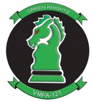 VMFA-121 - VMFA-121 insignia
