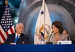 VPOTUS, DSD and VCJCS attend the National Space Council meeting on Leading the Next Frontier 171005-D-SV709-023.jpg