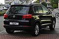 VW Tiguan Sport & Style 2.0 TSI 4MOTION (Facelift) – Heckansicht, 24. Juni 2011, Velbert.jpg