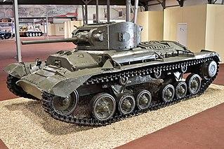 Valentine tank Type of Infantry tank