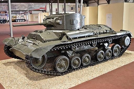 Valentine II '5-40' - Patriot Museum, Kubinka (38390149682)