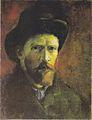 Van Gogh - Selbstbildnis mit dunklem Filzhut.jpeg