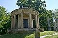 Van Ness Mausoleum 03 - Oak Hill Cemetery - 2013-09-04.jpg