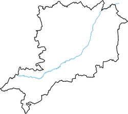 Kőszeg is located in Vas County