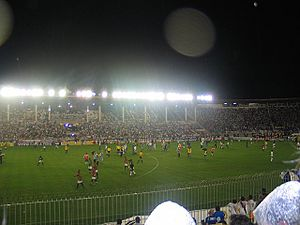 CR Vasco da Gama - CR Vasco da Gama at Estádio São Januário, September 2008