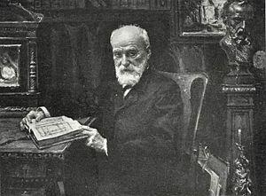Joseph Auguste Émile Vaudremer - Photograph by Jean-Joseph Weerts