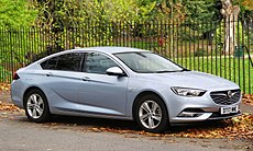 Vauxhall Insignia diesel 1598cc registered July 2017 (retouched).jpg
