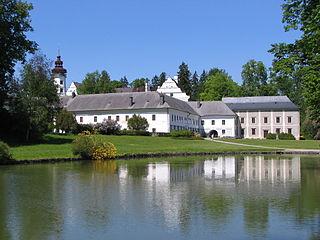 Velké Losiny Municipality in Olomouc, Czech Republic