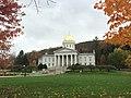 Vermont State House Montpelier VT 2014 10 18 03.JPG