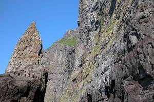 Vestmanna - Image: Vestmannabjørgini, Faroe Islands (5)