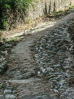 Via Julia Augusta, Albenga - 1.JPG