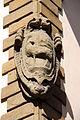 Via alfani 32-34, palazzo dell'arte della lana 05 stemma arte della lana.JPG