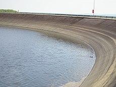 Hydroelectric Reservoir Vianden, Luxembourg