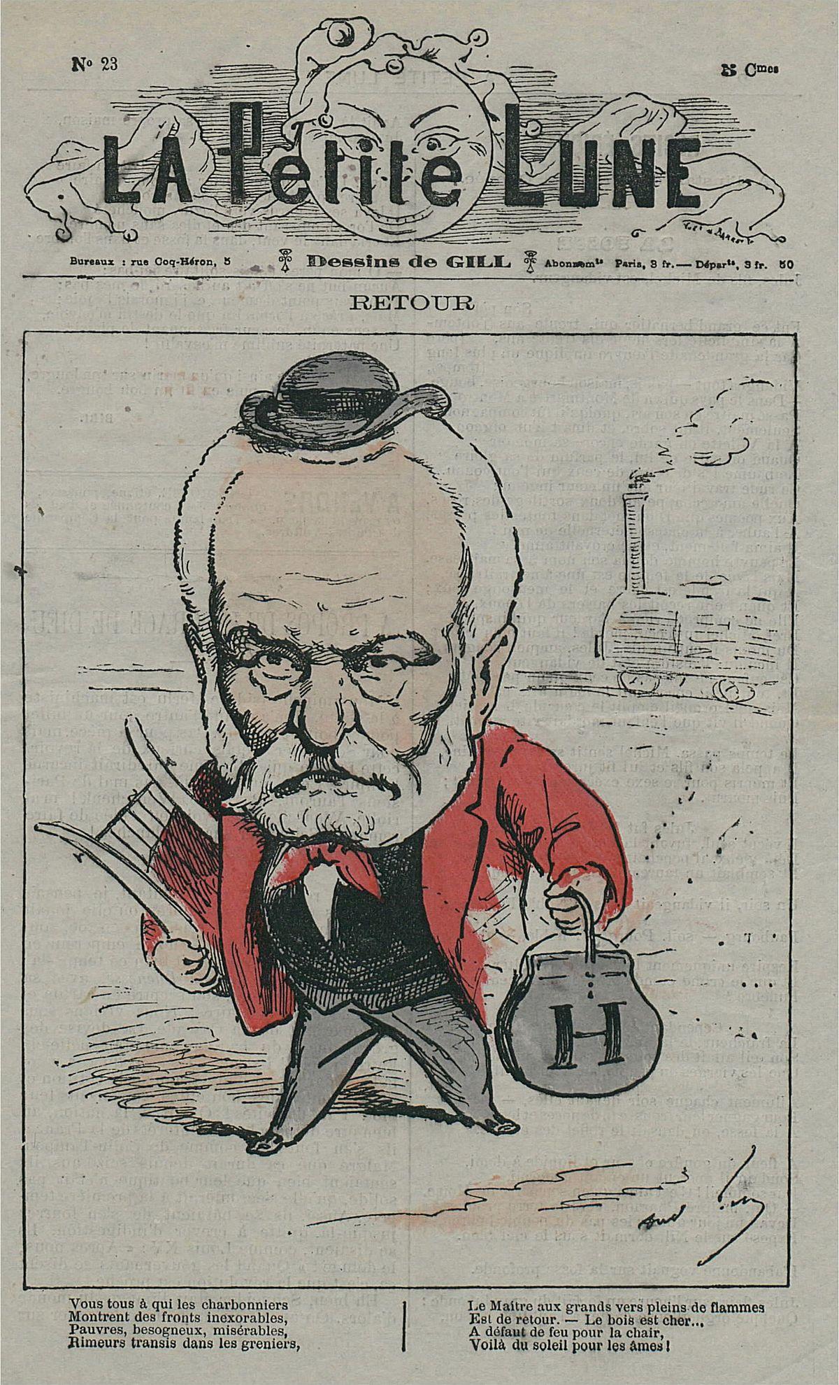 Filevictor Hugo Returnjpg Wikipedia