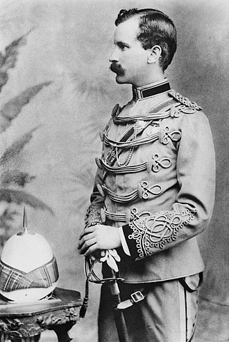 Robert Bellew Adams - Robert Adams, c1897 (IWM Q80464)