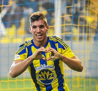 Kristopher Vida Hungarian footballer
