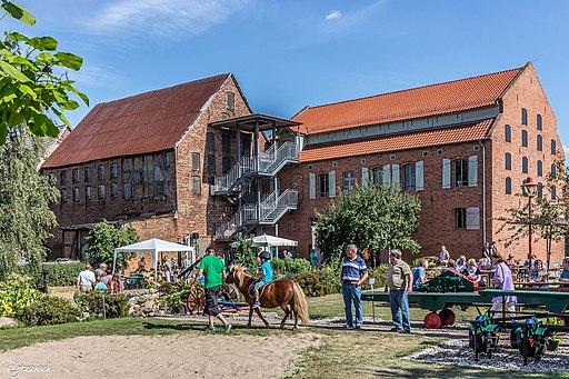 Tabakmuseum in Vierraden.
