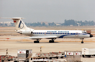 Vietnam Airlines Flight 815 aviation accident