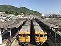 View from overpass of Itozaki Station (east).jpg
