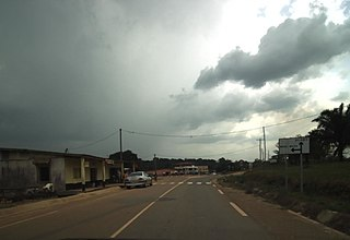 Akono Commune and town in Cameroon