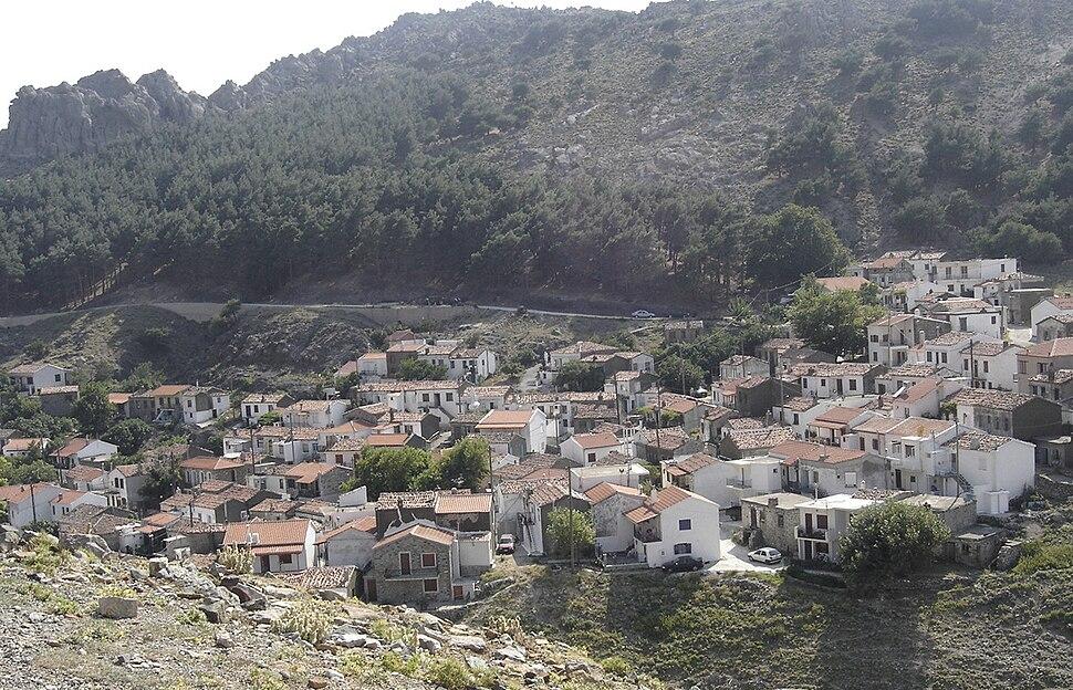 View of Samothraki