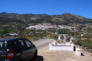 Casarabonela municipality of Spain