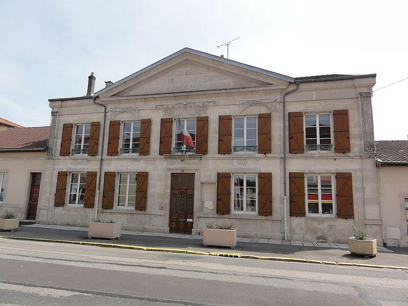 Vignot (Meuse) mairie-école