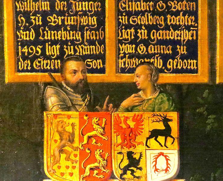 File:Vilhelm den Yngre og Elisabet til Stolberg.JPG