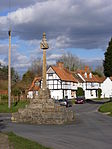 Village cross East Hagbourne.JPG