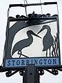 Village sign, Storrington - geograph.org.uk - 1332512.jpg
