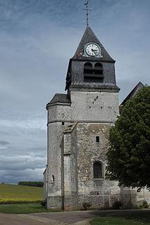 Villemoiron-en-Othe Commune in Grand Est, France