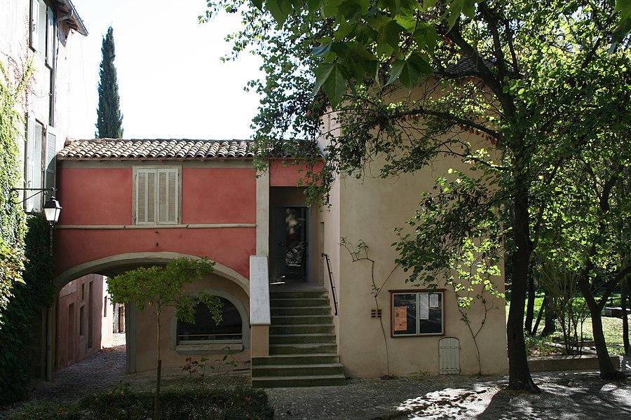 Villeneuvette (Hérault) - mairie.