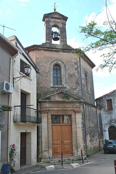 Villeveyrac (Hérault) - temple