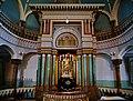 Vilnius Choraline Sinagoga Innen Thoraschrein 3.jpg