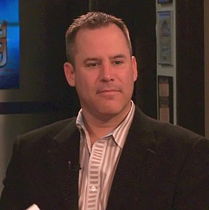 Vince Flynn - Flynn in San Diego, October 31, 2008