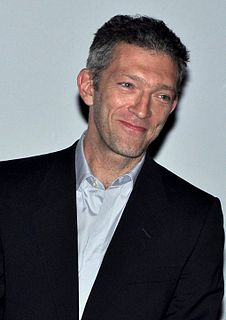 Vincent Cassel French actor