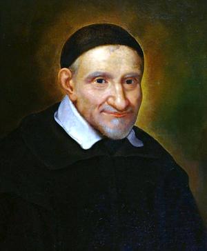 Vicente de Paúl, Santo (1581-1660)