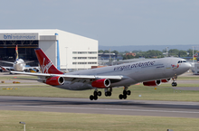 virgin atlantic america airlines