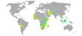 Visa requirements for Santomean citizens.png
